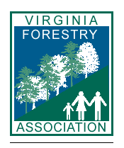 Virginia Forestry Association Logo